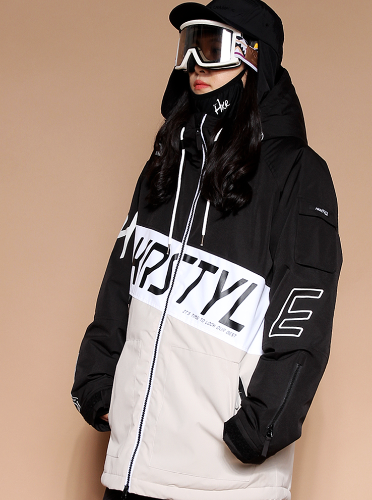 19/20 2 LTR Jacket [Black Ivory]