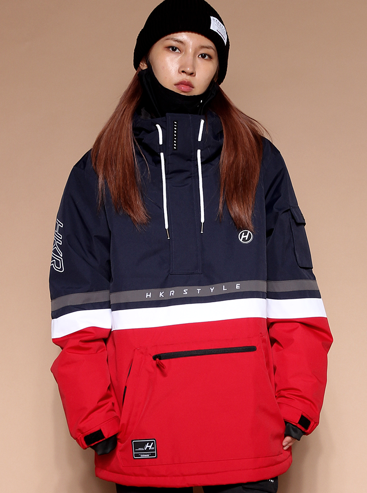 19/20 Anorak Hiptro [Navy Red]