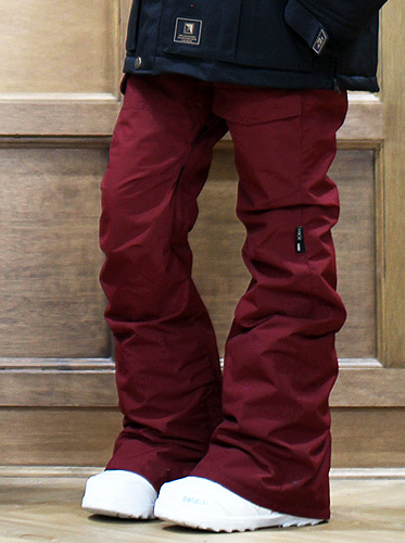 17/18보드복 Slim fit [Burgundy]