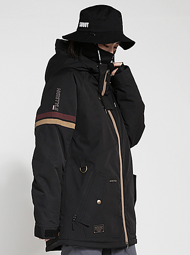 18/19 Ranger Jacket[Black]