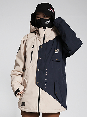 18/19 Phantom Jacket[Beige/Navy]