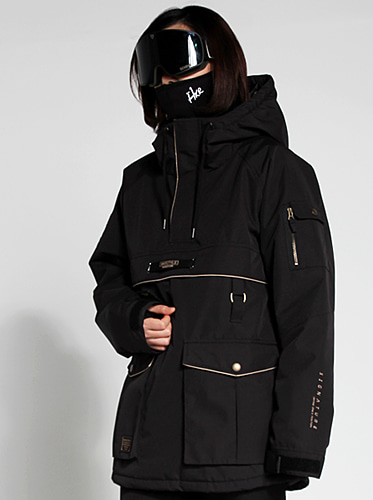18/19 Anorak-H Jacket[Black]