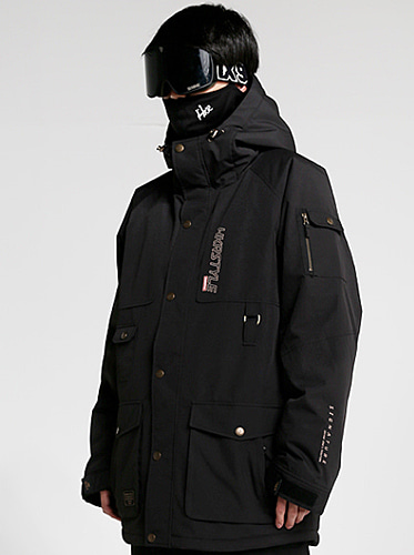 18/19 Hunter Jacket[Black]