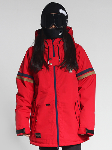 18/19 Ranger Jacket[Red]