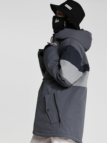 18/19 Anorak Jacket[Gray]
