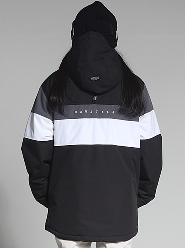 18/19 Anorak Jacket[Black]