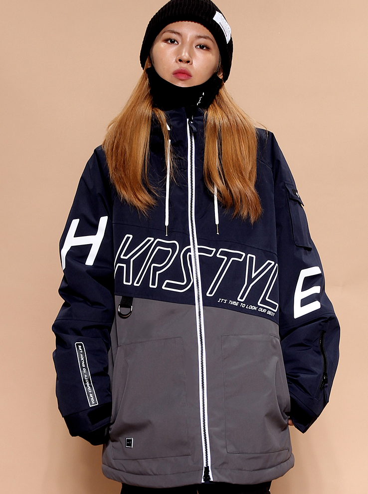 19/20 LTR Jacket [Navy Mix]