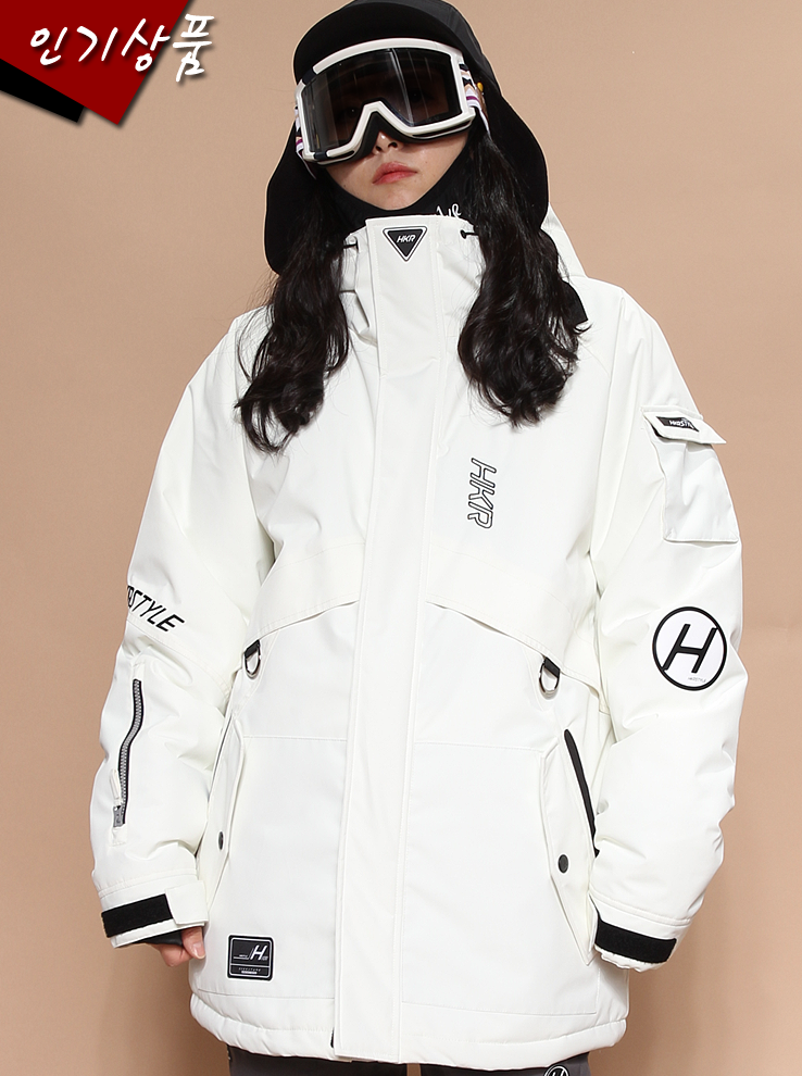 19/20 Hunter Jacket [Cream][2차입고완료]