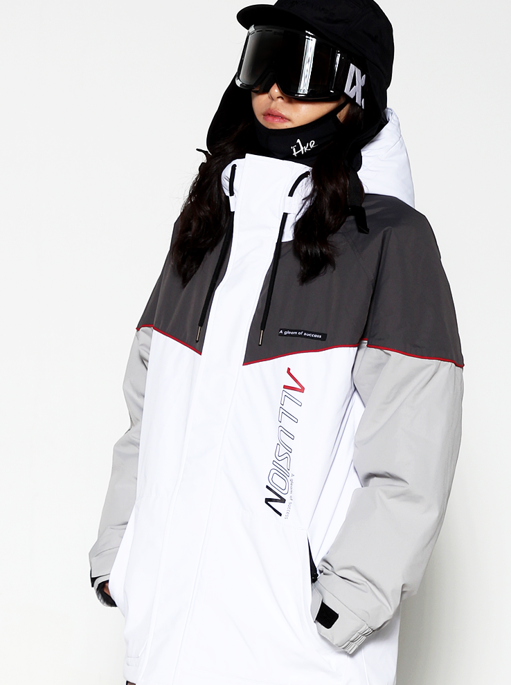 20/21 Flux JKT [White]