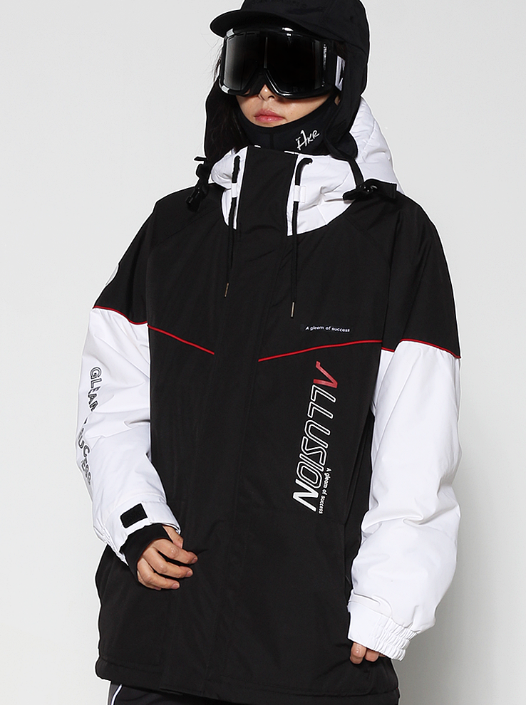 20/21 Flux JKT [Black Mix]