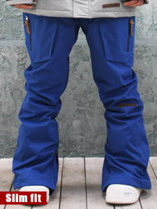 14/15 Cobalt blue Pants [SLIM FIT]