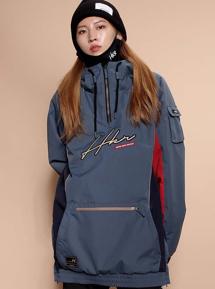 19/20 Anorak Signature [D/Blue]