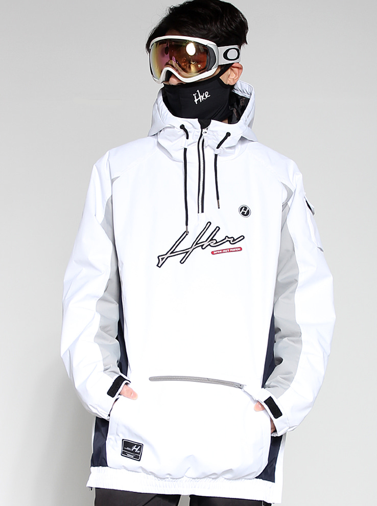 19/20 Anorak Signature [White]