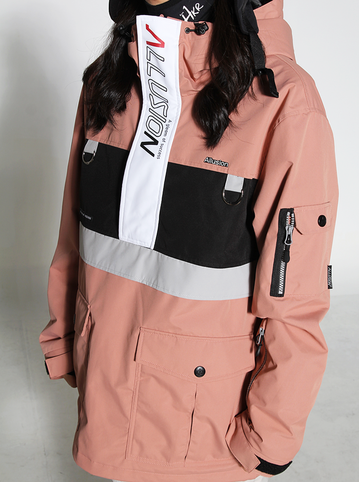 20/21 Anorak-F [Indy pink]