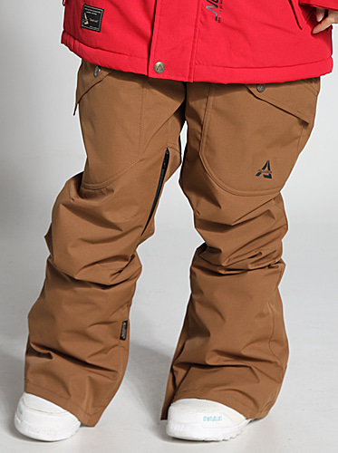[얼루션] 19/20 Baggy fit Pants [Camel]