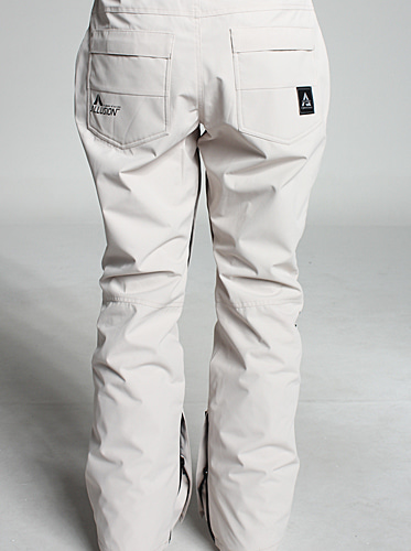 [얼루션] 19/20 Slim fit Pants [Ivory]